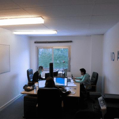 Le studio graphique et développement ID Agir Webprospection