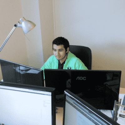 Graphiste chez Webprospection