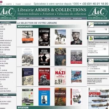 Armes et Collections