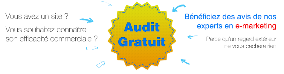 Audit e-markting gratuit