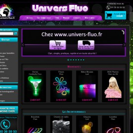 Univers Fluo