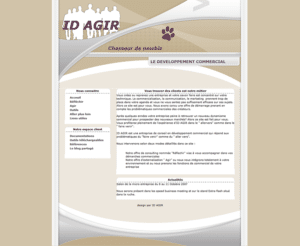 ID Agir - Webprospection-2007