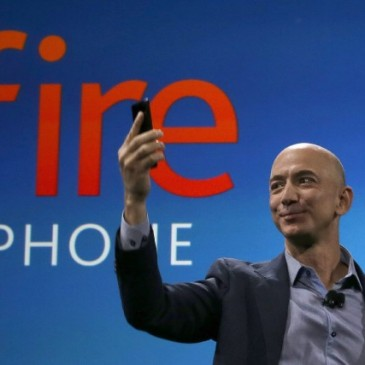 Amazon lance « Fire Phone », son premier smartphone