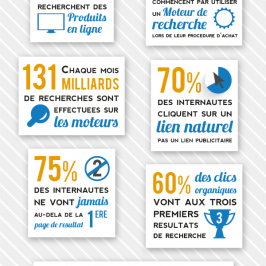 Infographie : 7 statistiques SEO