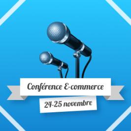 Conférence E-commerce – Paris