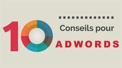 10 conseils pour l'efficacité de vos adwords
