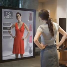 La réalité augmentée en magasin