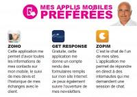 Les applications mobiles préférées de ID AGIR Webprospection