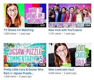 Miniatures Youtube