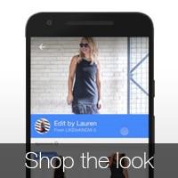 Google Shop the Look : Des publicités vestimentaires pour vous inspirer