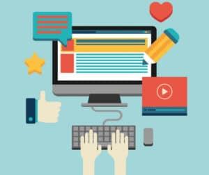 Créer du contenu Blog