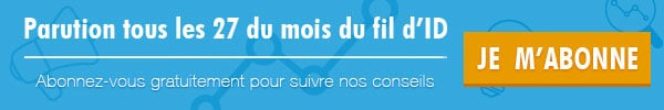 Inscription au fil d'ID newsletter webprospection