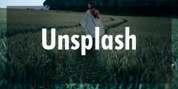 Banque d'images : Unsplash