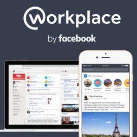 Workplace : L'outil de travail de Facebook sera bientôt gratuit