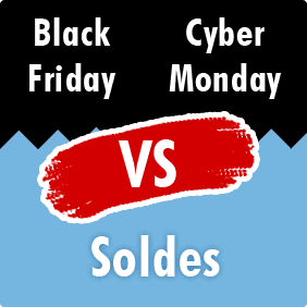 Black Friday VS les Soldes