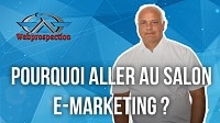 Visite du salon E-marketing