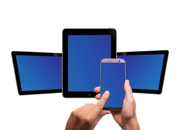 téléphone smartphone mobile