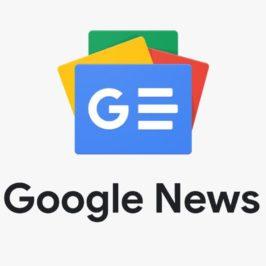 Etre référencé sur Google News