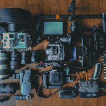 Vlog – le matériel nécessaire
