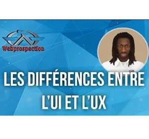 Différences entre UX et UI